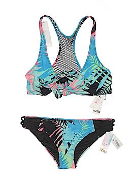 St. John's Bay Two Piece Swimsuit Size M