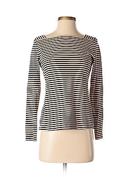 Maison Jules Long Sleeve Top Size M