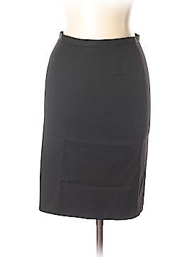 Dolce & Gabbana Wool Skirt Size 42 (IT)
