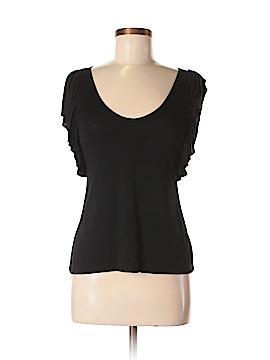 Fluxus Short Sleeve Top Size M