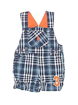 U.S. Polo Assn. Overall Shorts Size 3-6 mo