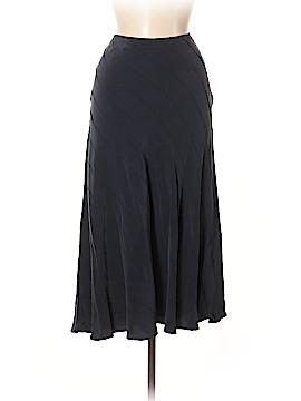 J.jill Silk Skirt Size 6 (Petite)