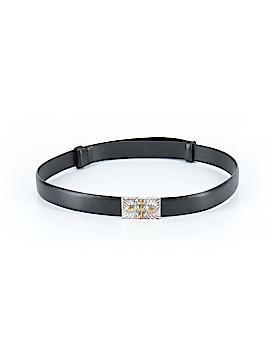 Chico's Leather Belt Size Med - Lg