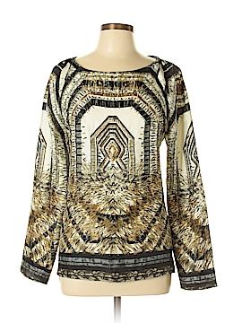 ECI Long Sleeve Blouse Size XL