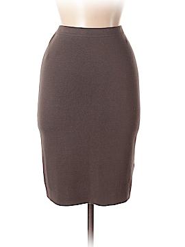 Eileen Fisher Silk Skirt Size M (Petite)