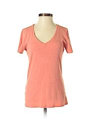 Eddie Bauer Women Short Sleeve T-Shirt Size XS
