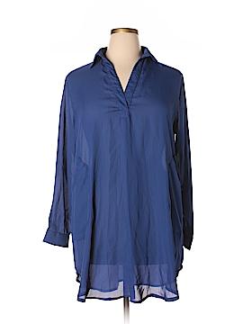 Zanzea Collection Long Sleeve Blouse Size 16