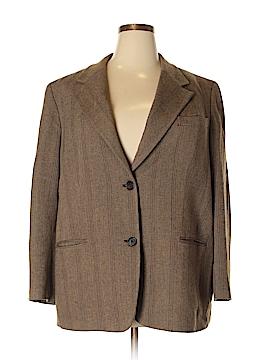 Ralph Lauren Wool Blazer Size 20 (Plus)