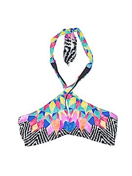 Bleu Rod Beattie Swimsuit Top Size M