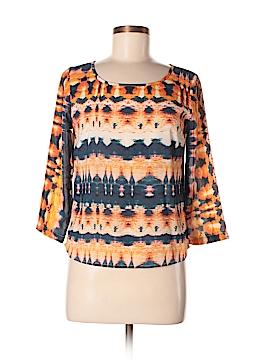 Japna 3/4 Sleeve Blouse Size M