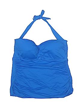 Lauren by Ralph Lauren Swimsuit Top Size 18 (Plus)