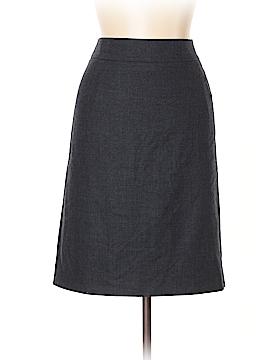 Giorgio Armani Wool Skirt Size 52