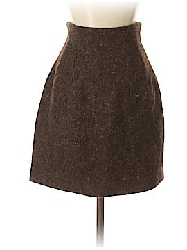 Richard Tyler Wool Skirt Size 4