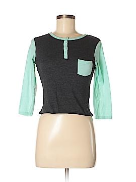 Zine 3/4 Sleeve T-Shirt Size S