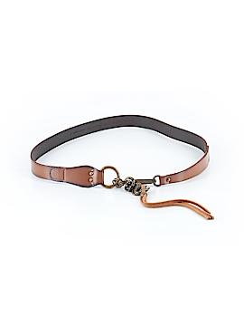 LP by Linea Pelle Leather Belt Size S