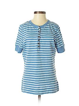 Lauren Jeans Co. Short Sleeve Henley Size S