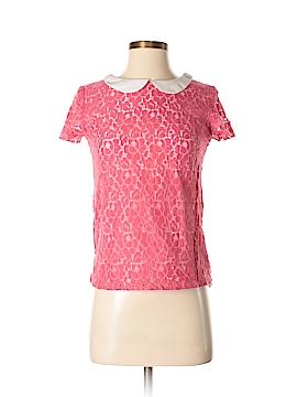 Naf Naf Short Sleeve Blouse Size XS