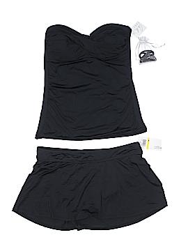 Anne Cole Signature Two Piece Swimsuit Size M