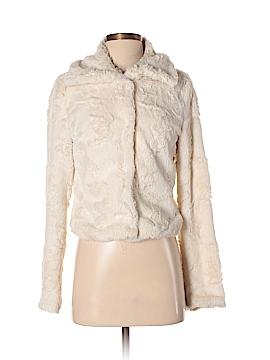 Ambiance Apparel Faux Fur Jacket Size S
