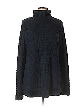 Lands' End Turtleneck Sweater Size L (Tall)
