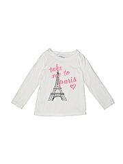 OshKosh B'gosh Girls Long Sleeve T-Shirt Size 3T