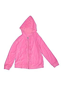 Garnet Hill Zip Up Hoodie Size L (Kids)