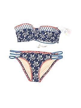 Jessica Simpson Two Piece Swimsuit Size M