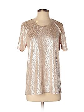 June & Hudson Short Sleeve Top Size S