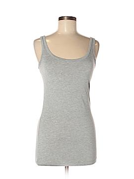 Emily Blu Sleeveless T-Shirt Size S