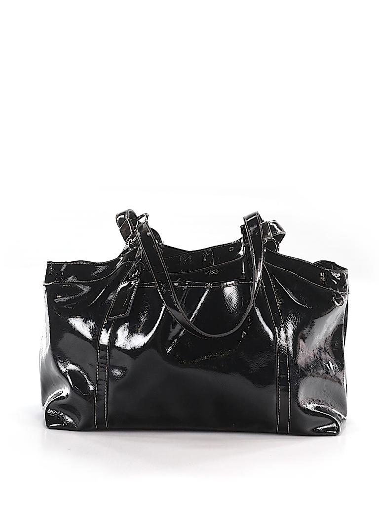 42afa49f50d7 Liz Claiborne Solid Black Tote One Size - 63% off