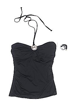 MICHAEL Michael Kors Swimsuit Top Size M