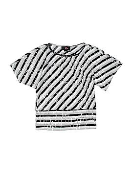 Iz Byer Short Sleeve Top Size 14