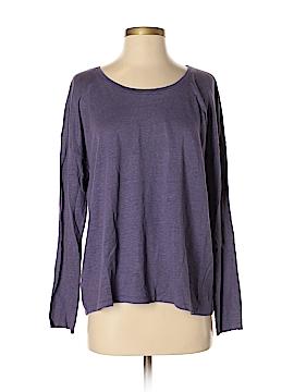 Eileen Fisher Long Sleeve T-Shirt Size S
