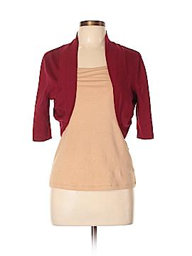 White House Black Market Silk Cardigan Size XL
