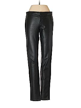 BB Dakota Leather Pants Size 0