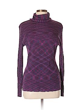 Daisy Fuentes Turtleneck Sweater Size XL