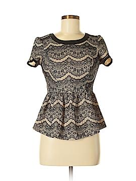 Fab'rik Short Sleeve Blouse Size M