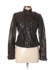 Wet Seal Women Faux Leather Jacket Size L