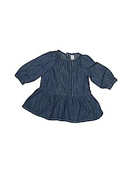 Baby Gap 3/4 Sleeve Blouse Size 3-6 mo