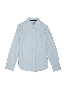 Johnnie-O Long Sleeve Button-Down Shirt Size 10