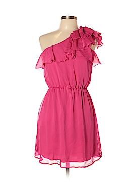 Eyelash Couture Cocktail Dress Size L