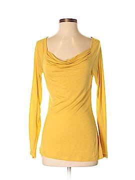 INC International Concepts Long Sleeve Top Size S (Petite)