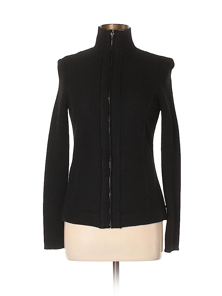 Tristan Women Wool Cardigan Size M