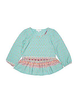 Moa Moa Girls Long Sleeve Blouse Size X-Large (Youth)