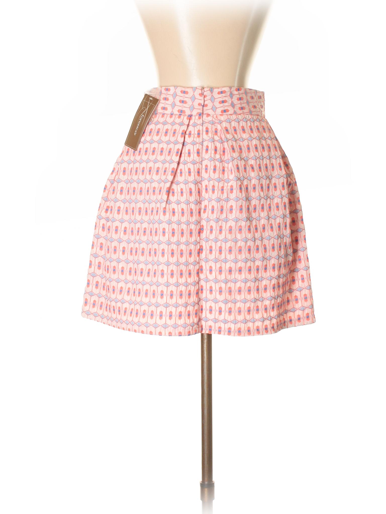 Boutique Skirt Skirt Rain Boutique Blue Boutique Rain Blue Blue Casual Casual xYg4OwqqfB