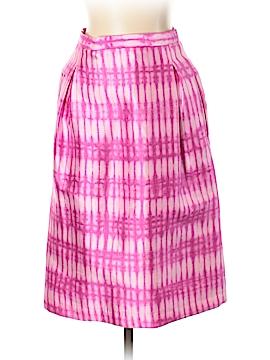 Michael Kors Silk Skirt Size 4