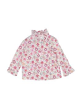 Jeanine Johnsen Long Sleeve Button-Down Shirt Size 2T