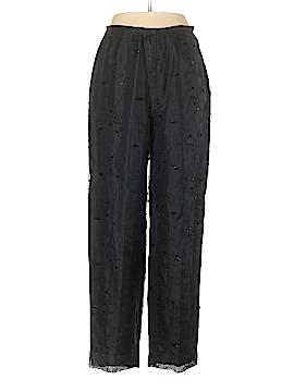 Valerie by Valerie Stevens Silk Pants Size 12