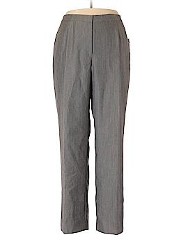 Le Suit Dress Pants Size 14w