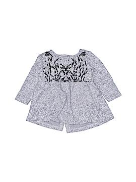 Zara Long Sleeve Top Size 9-12 mo